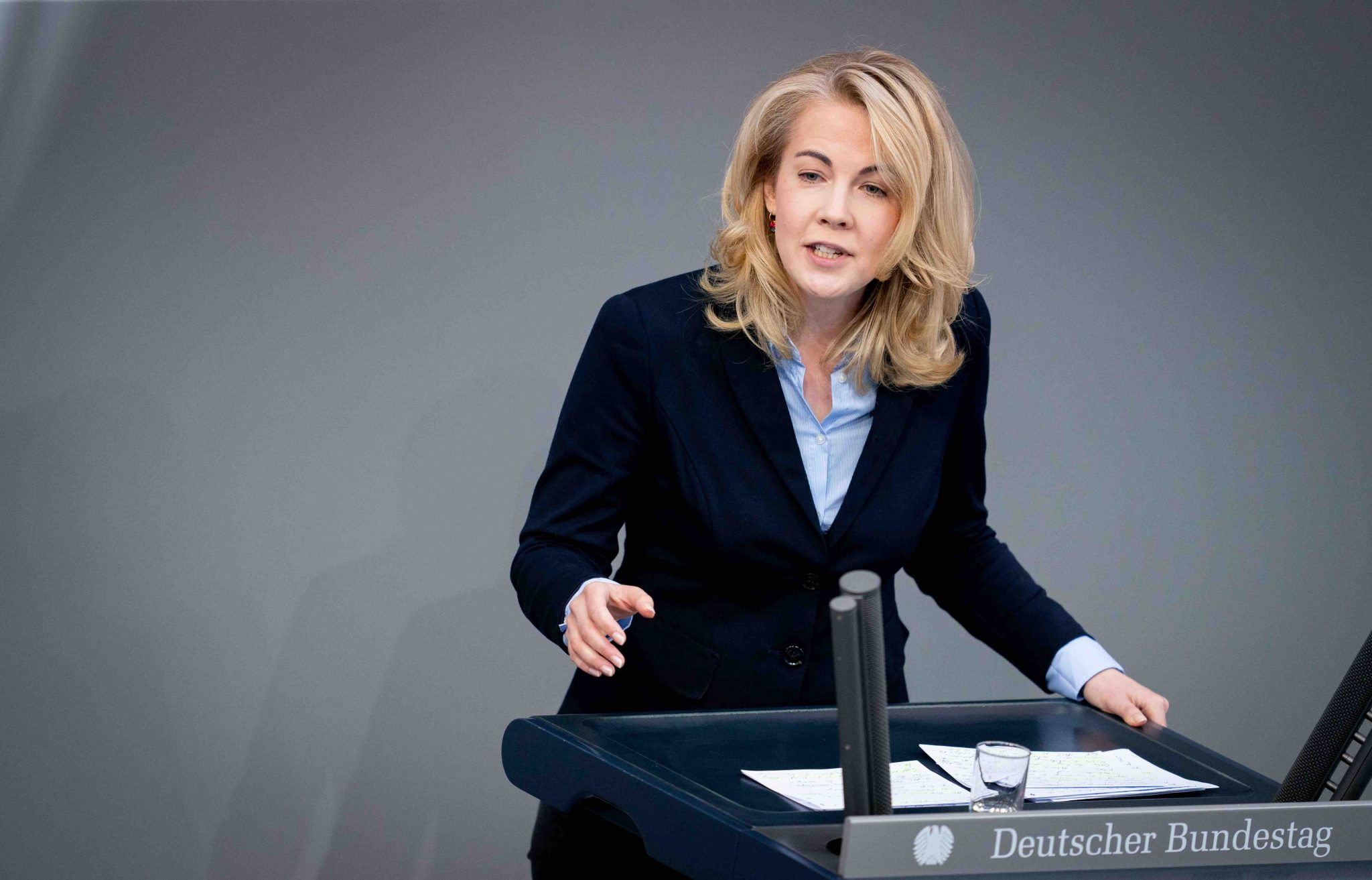 Teuteberg fordert stärkeren Kampf gegen illegale Migration
