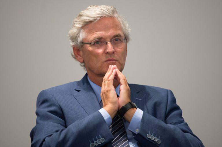 ZDF-Chefredakteur Peter Frey