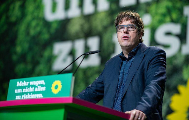 Grünen-Geschäftsführer Michael Kellner: Für Erhöhung der Rundfunkgebühren