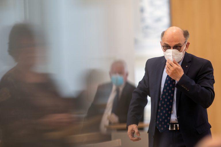 CDU-Fraktionschef Siegfried Borgwardt: Gegen Rundfunkgebühren-Erhöhung