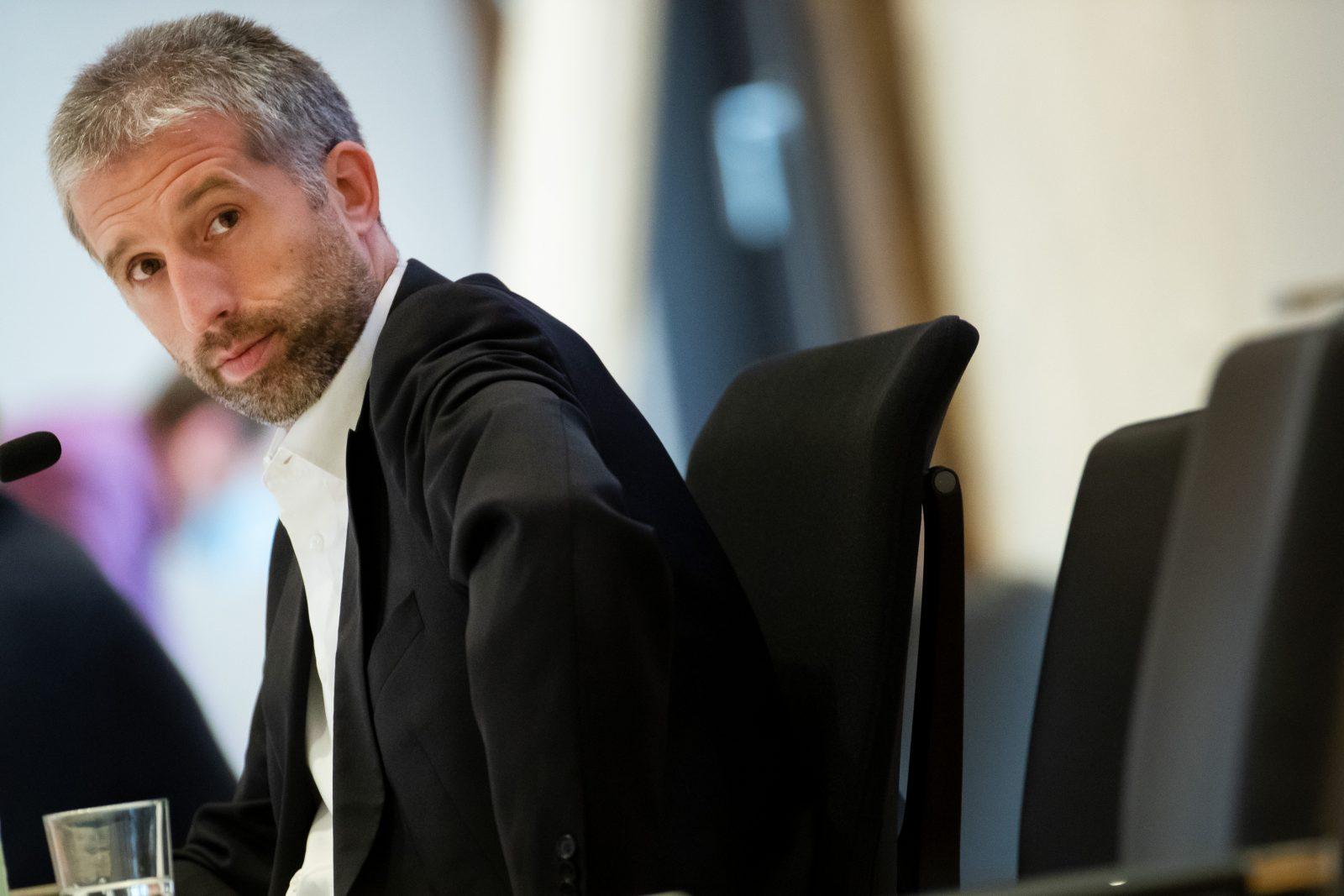 Boris Palmer (Grüne): Soll nicht mehr Tübinger Oberbürgermeister werden