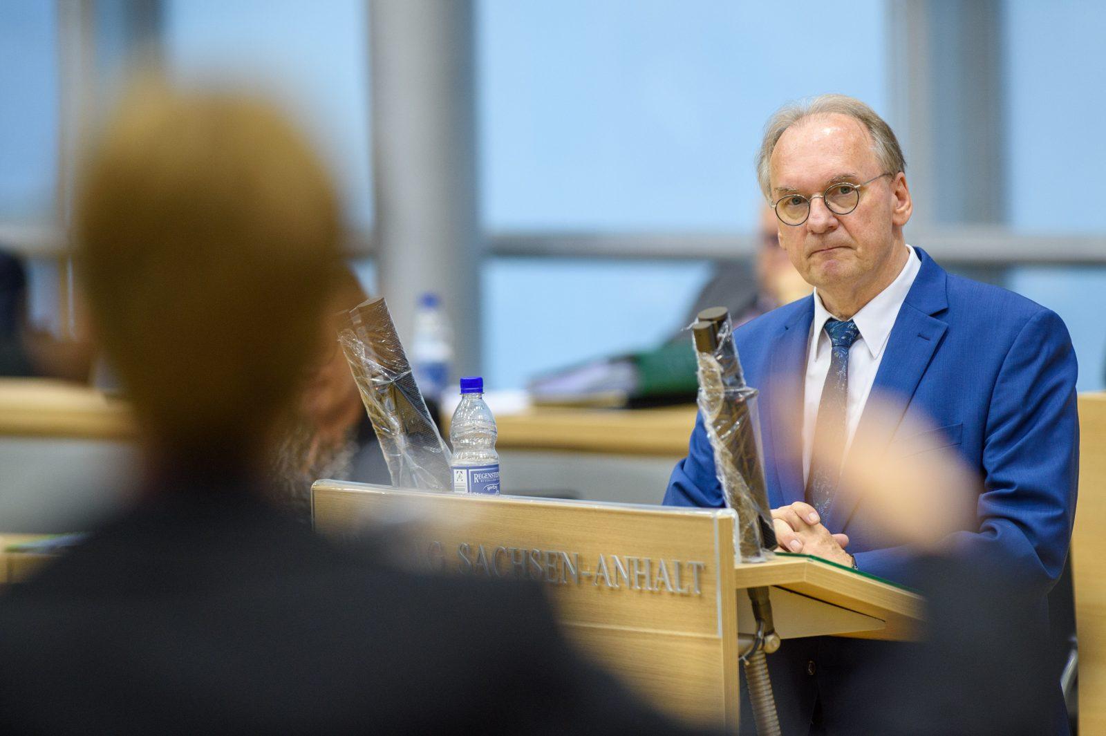 Reiner Haseloff (CDU): Vorerst keine Erhöhung der Rundfunkgebühr