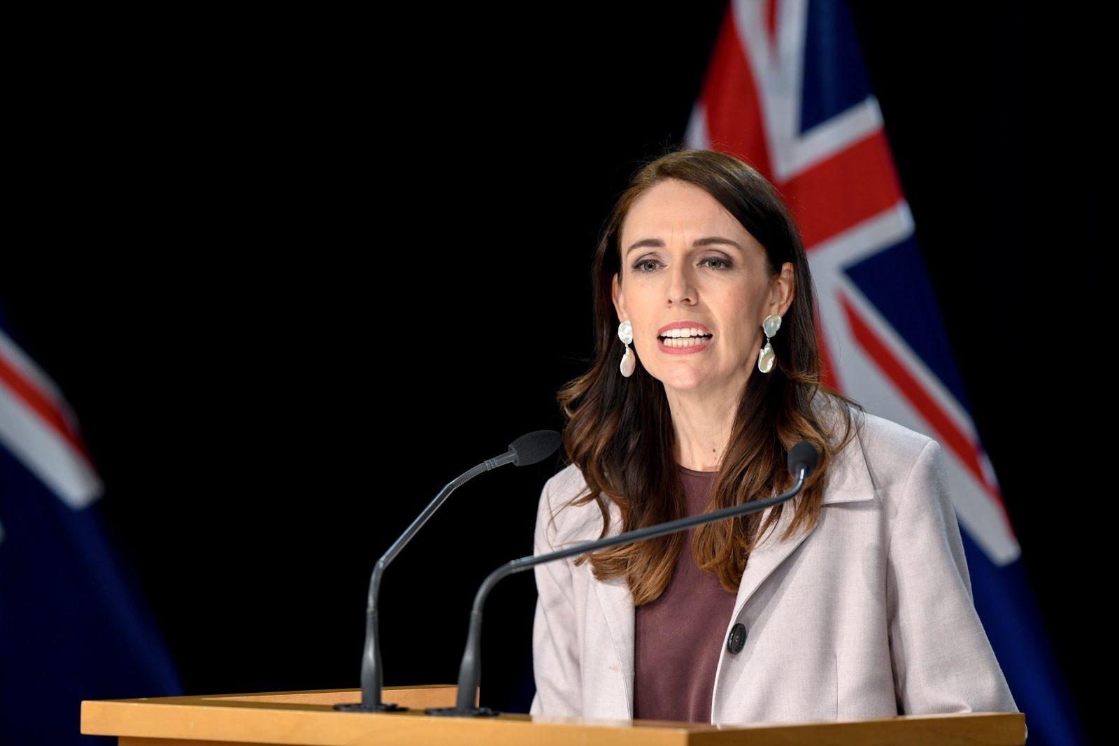 Neuseelands Premierministerin Jacinda Ardern: Die Ausrufung des sogenannten Klimanotstands erfolge aus Rücksicht auf die nächste Generation