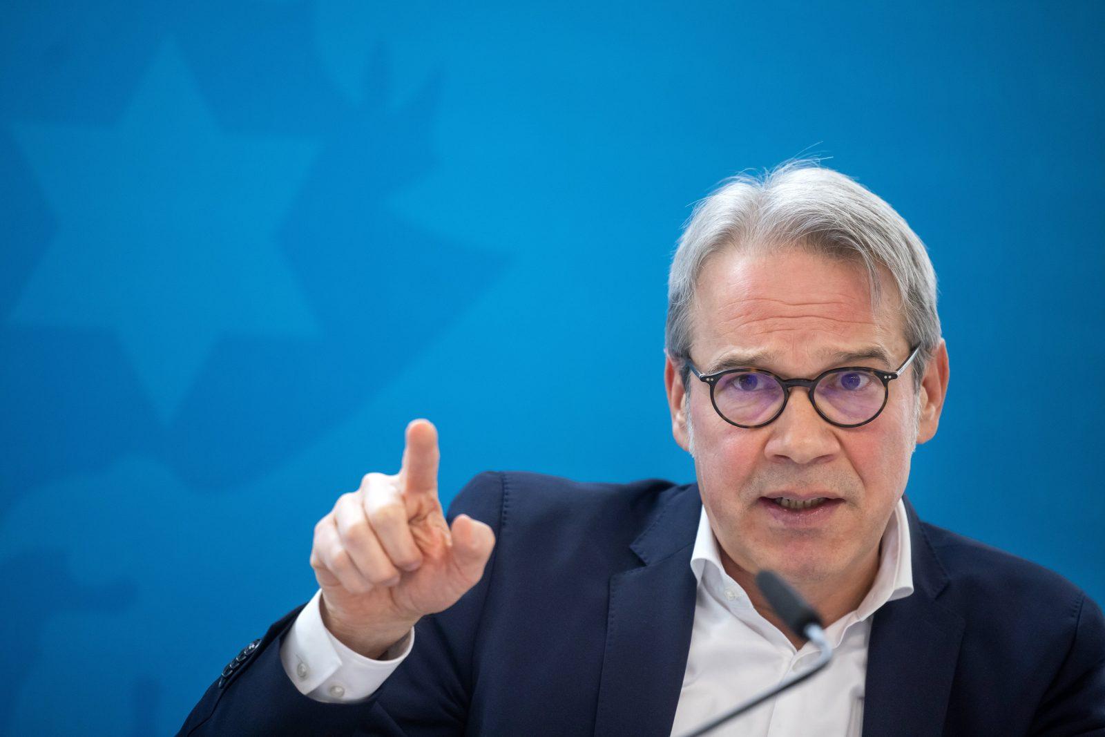 Georg Maier (SPD): Gegen Aufhebung von Abschiebestopp