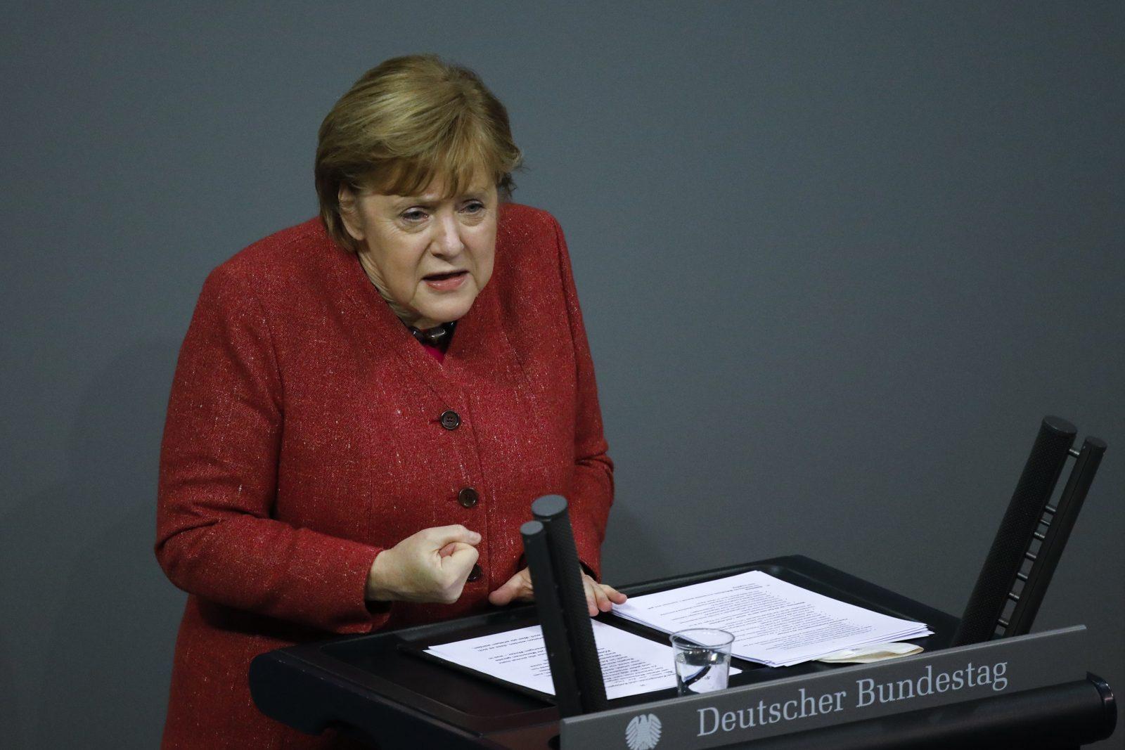 Bundeskanzlerin Angela Merkel (CDU): Seit zehn Jahren in Folge ist sie laut dem US-Wirtschaftsmagazin Forbes die mächtigste Frau der Welt