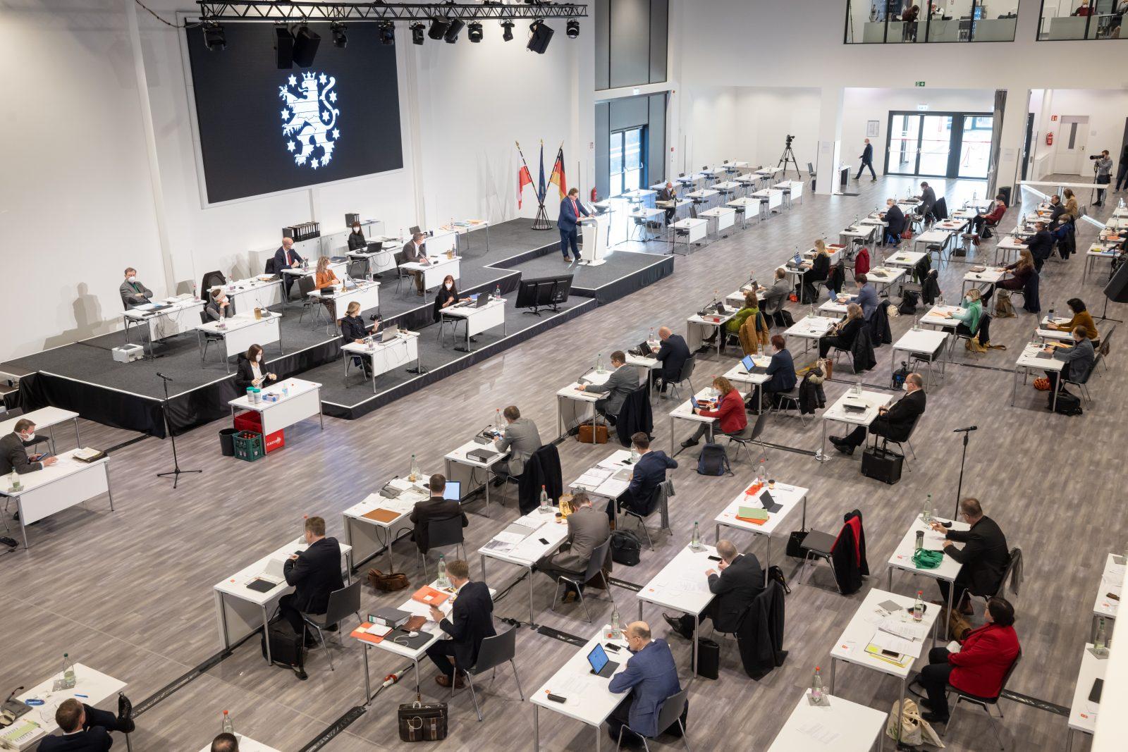 Landtagssitzung Thüringen: CDU stimmt mit Rot-Rot-Grün für Erhöhung des Rundfunkbeitrags