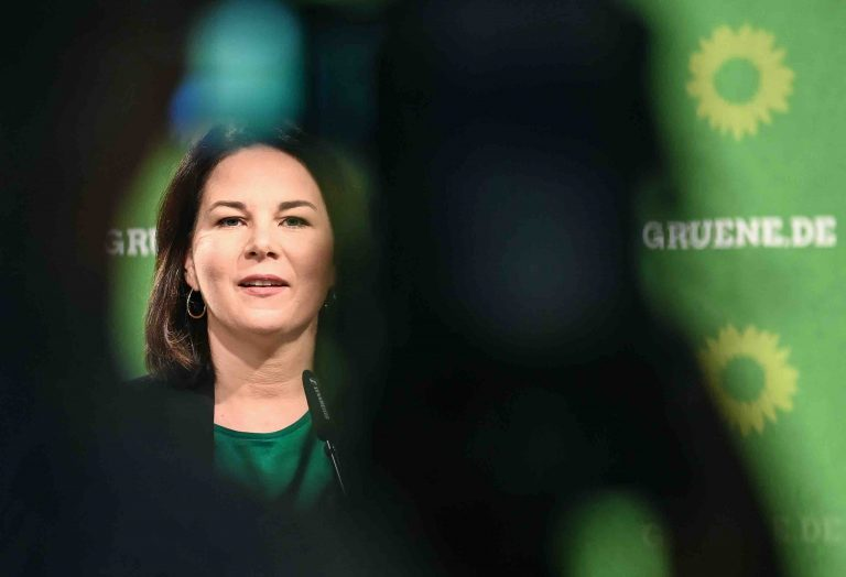 Grünen-Chefin Baerbock