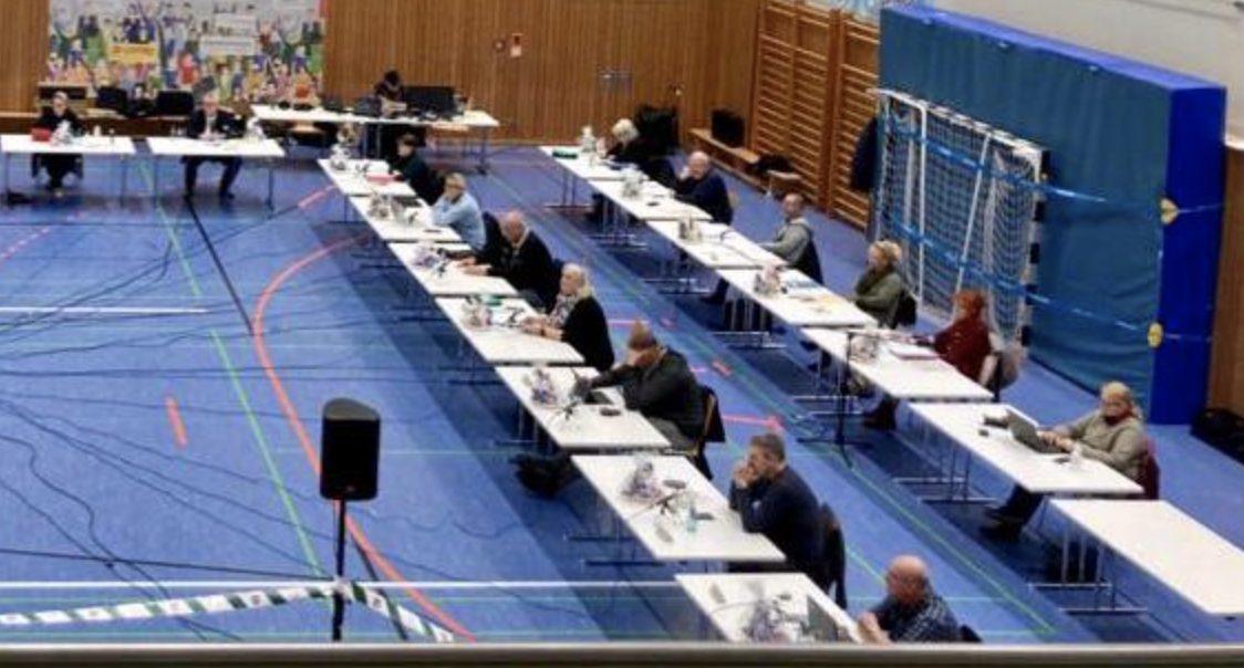 Bei der Abstimmung im Gemeinderat von Bestensee stimmten CDU und AfD gemeinsam für den Antrag Foto: AfD
