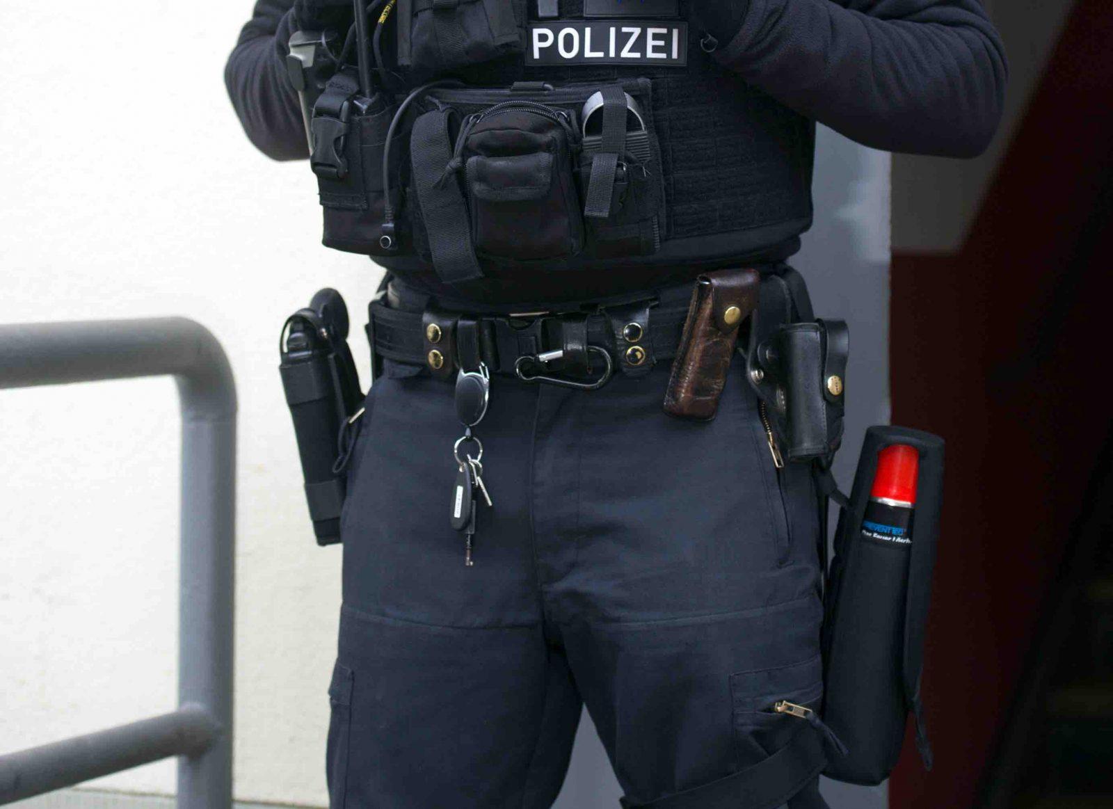 Berlin: Razzia wegen Terrorverdachts