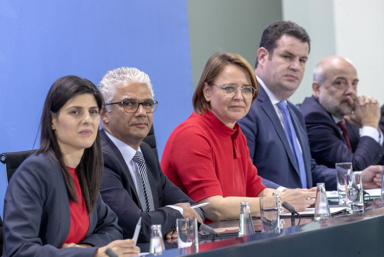 Fachkommission Integrationsfähigkeit, Annette Widmann-Mauz (CDU, m.)