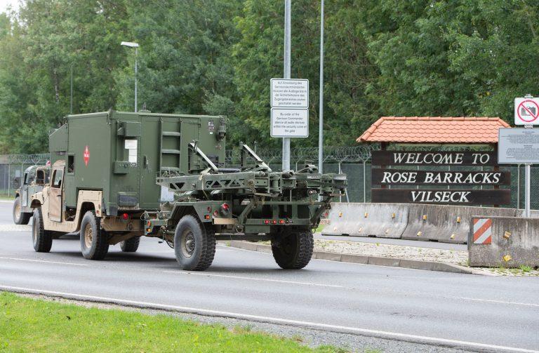 Übungsplatz in der Oberpfalz: Doch kein US-Truppenabzug?