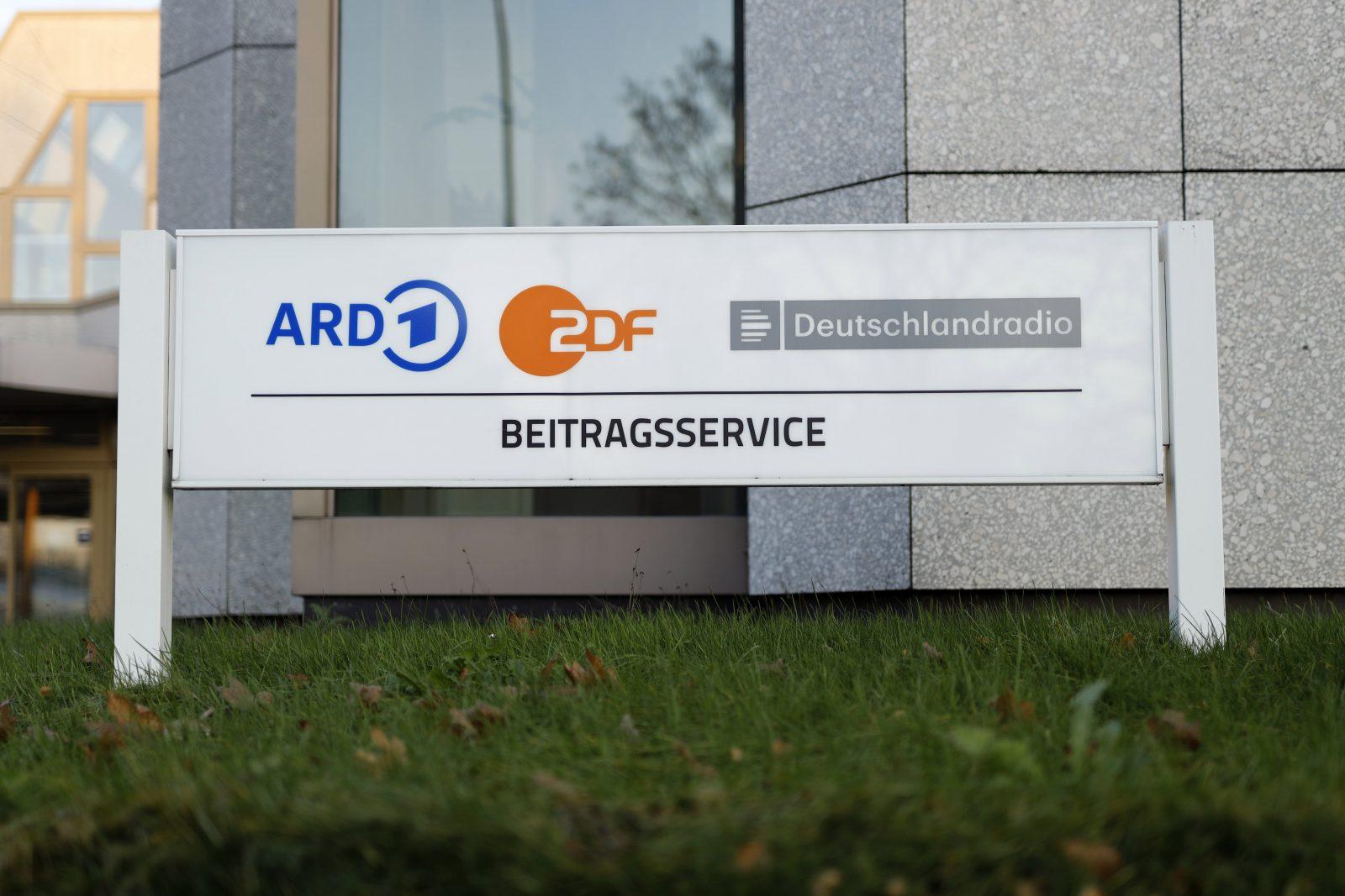 Der Eingang des Beitragsservice in Bocklemünd
