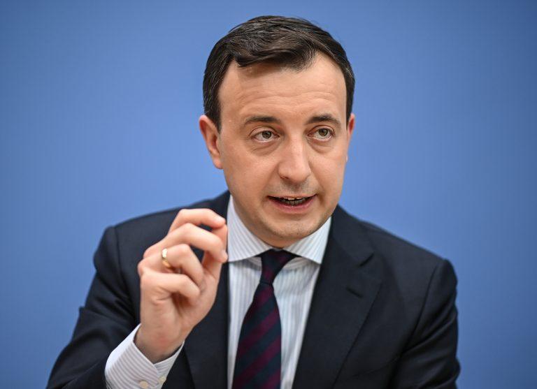 """CDU-Generalsekretär Paul Ziemiak: """"Die SPD hat sich doch längst von ihrer Klientel verabschiedet"""""""
