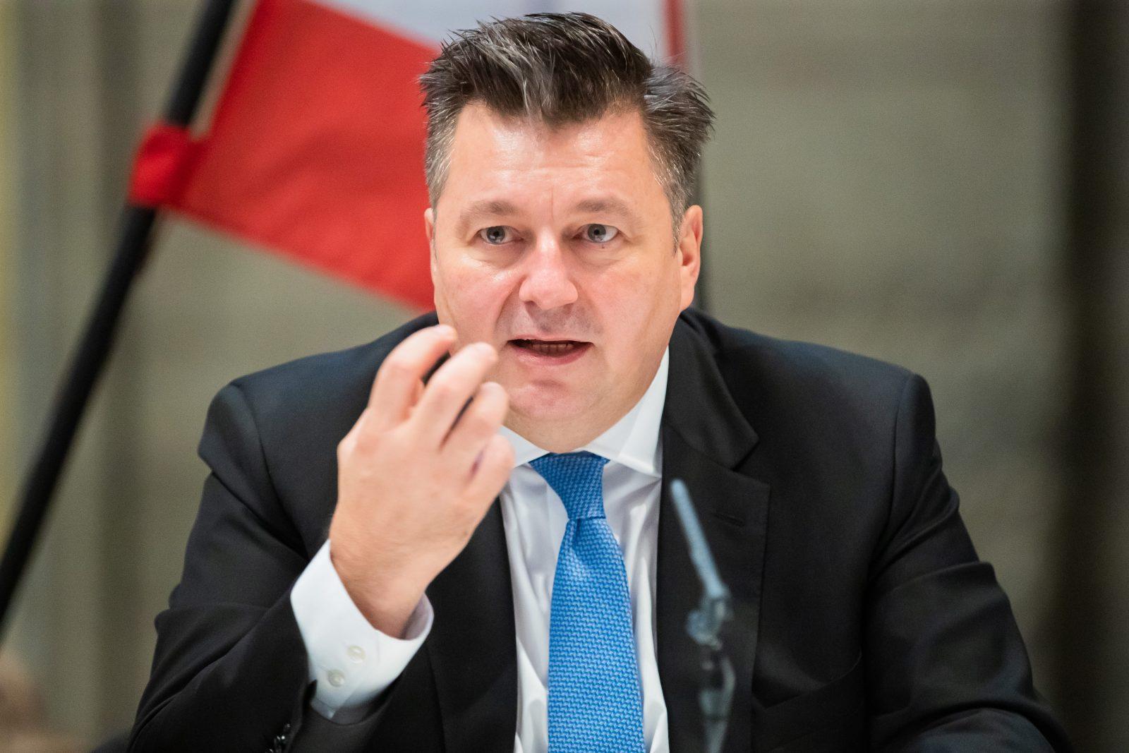 Berliner Innensenator Andreas Geisel (SPD)
