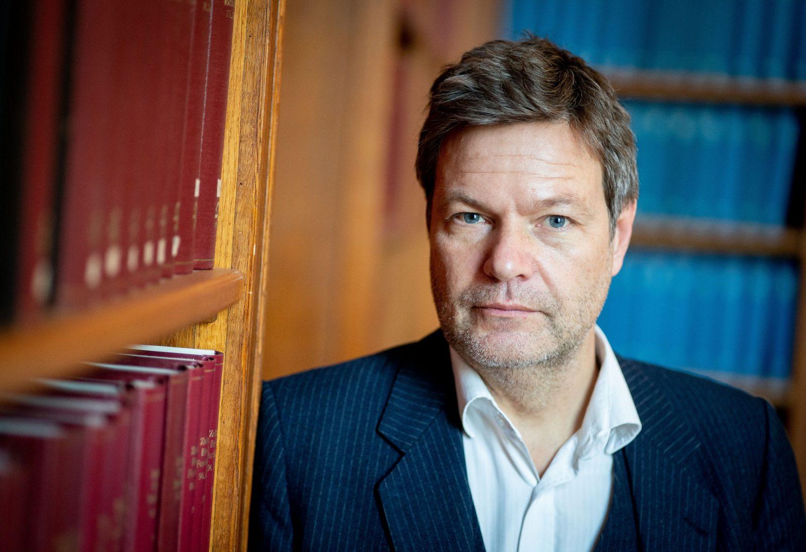 Grünen-Chef Robert Habeck: Gegen Fokussierung auf Identitätspolitik