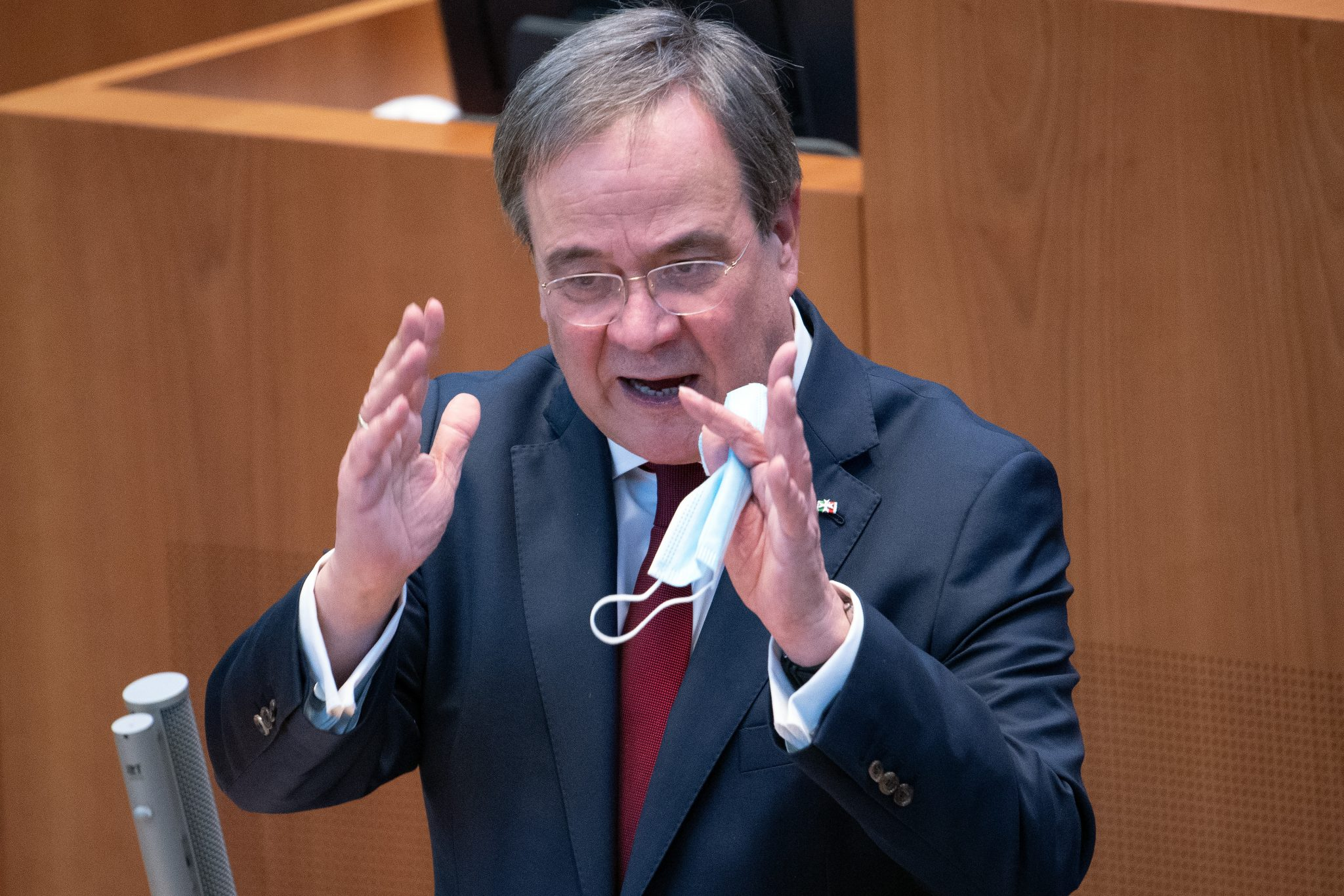 Ministerpräsident Armin Laschet (CDU)