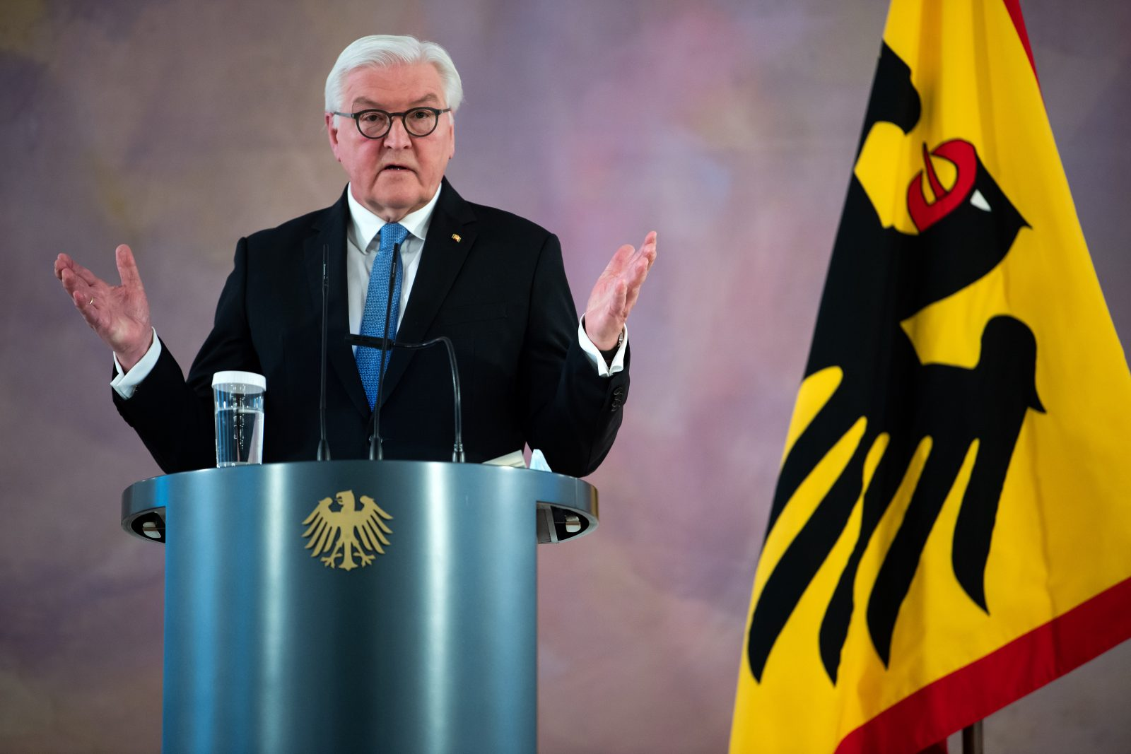 Bundespräsident Frank-Walter Steinmeier: Lebt das, was er vorgibt nicht zu sein