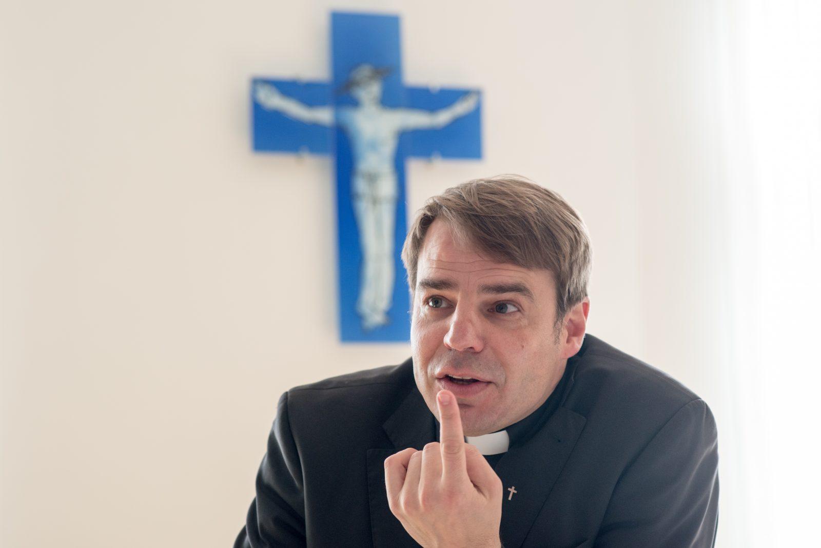 Bischof Stefan Oster: Gefühle dürften kein Argument dafür sein, die Diskursfreiheit einzuschränken