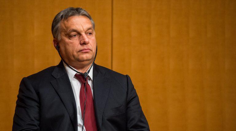 """Ungarns Ministerpräsident Viktor Orbán: """"Den vertriebenen Ungarndeutschen gebührt Ehrfurcht."""""""