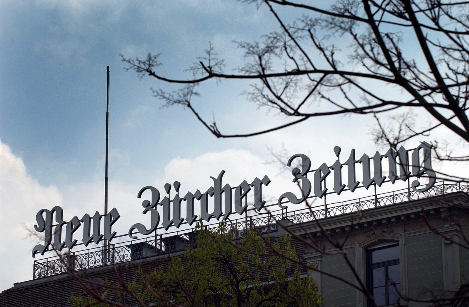 NZZ-Verlag in Zürich: Die Schweizer Tageszeitung will in Deutschland eine Marktlücke schließen, die der Linksschwenk der Medien vermeintlich hinterlassen habe