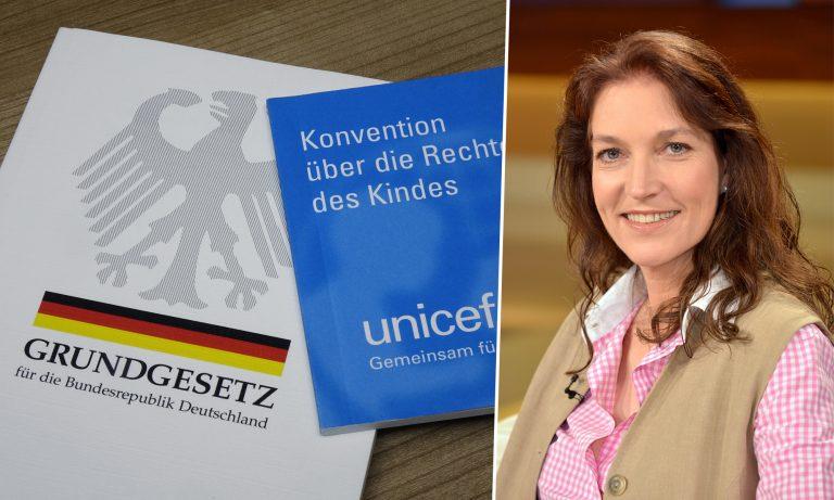 """Hedwig von Beverfoerde: Spricht sich gegen Aufnahme von """"Kinderrechten"""" in die Verfassung aus"""