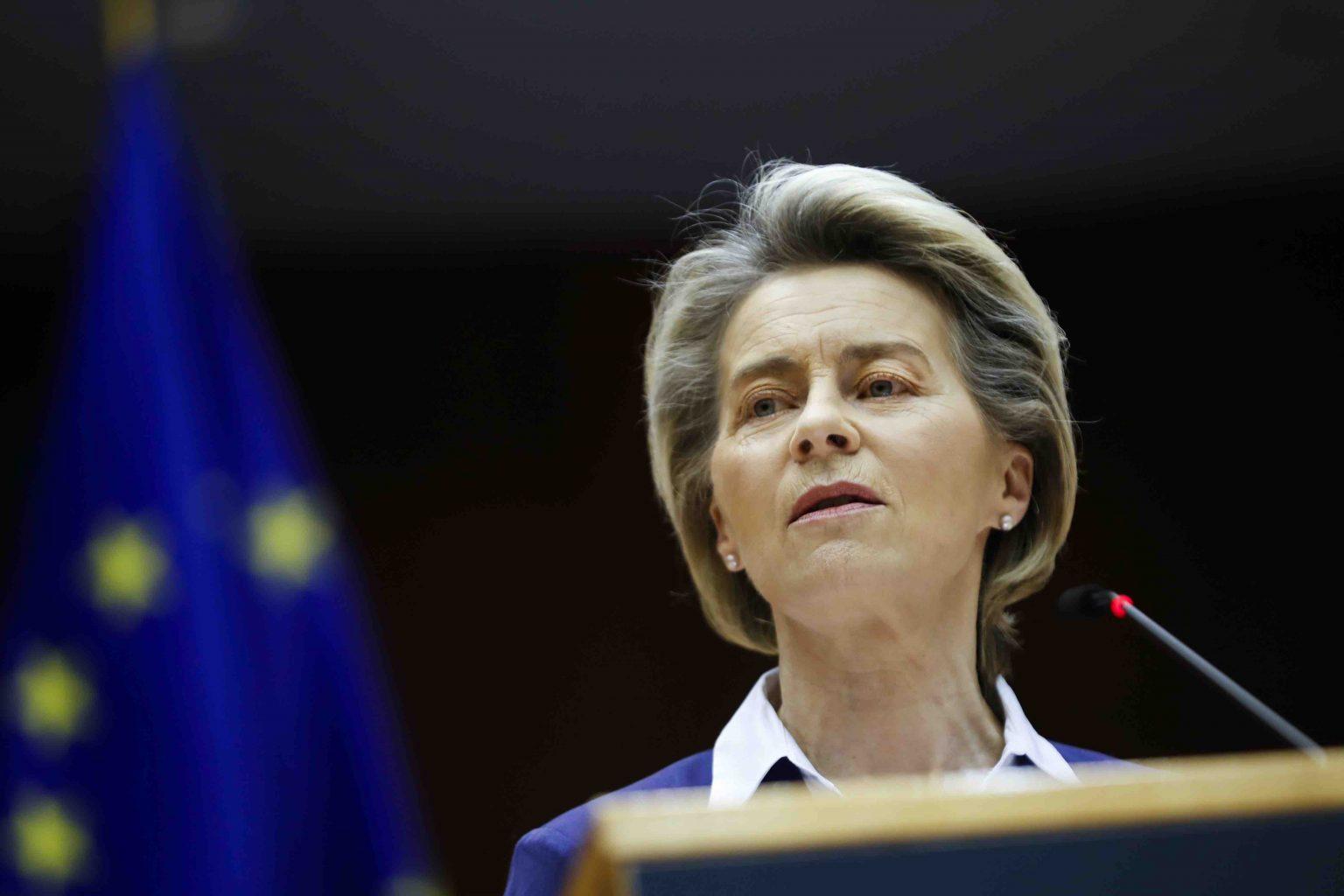 Impfstoff-Debakel: AfD-Chef fordert Rücktritt von der Leyens