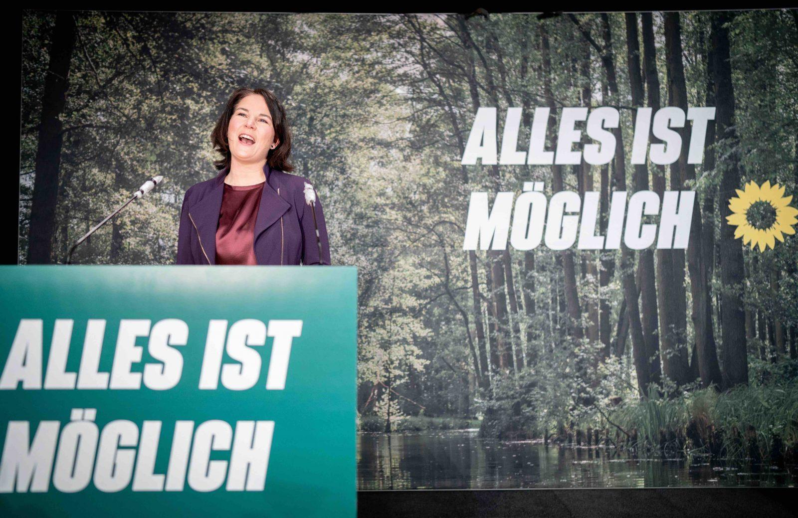 """Versandhaus-Chef Otto bescheinigt Grünen """"gewaltigen Linksrutsch"""""""