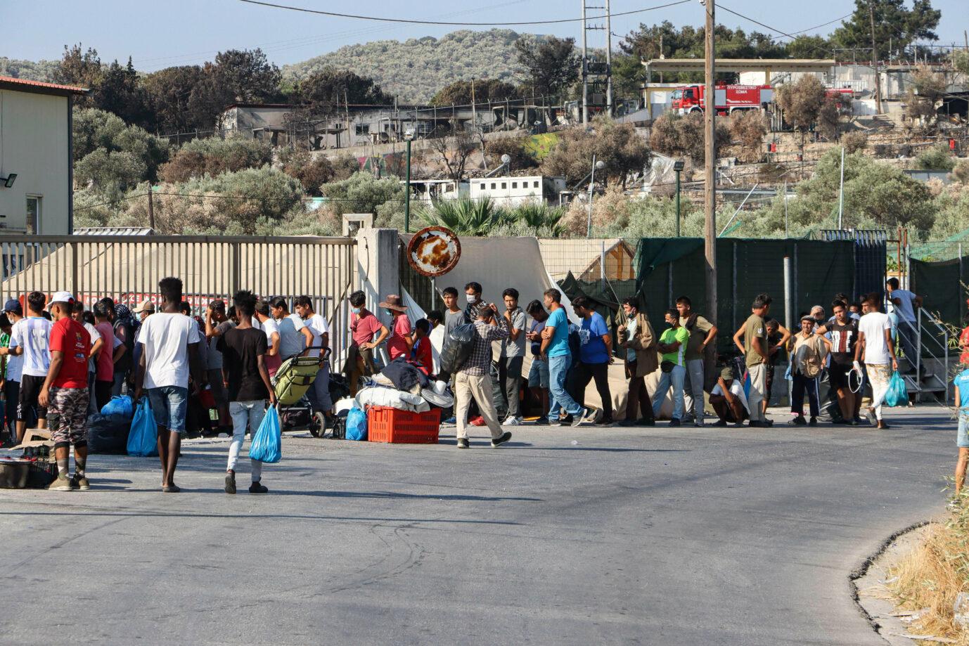 Asylsuchende auf Moria: Die Migrationskrise war niemals weg
