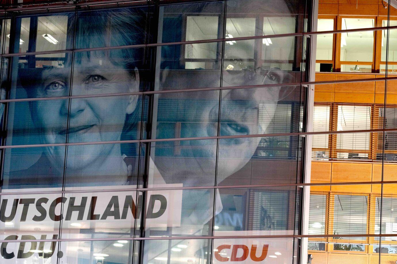 Bundestagswahl 2021: Dieses miserable Ergebnis verdankt die Union Angela Merkel