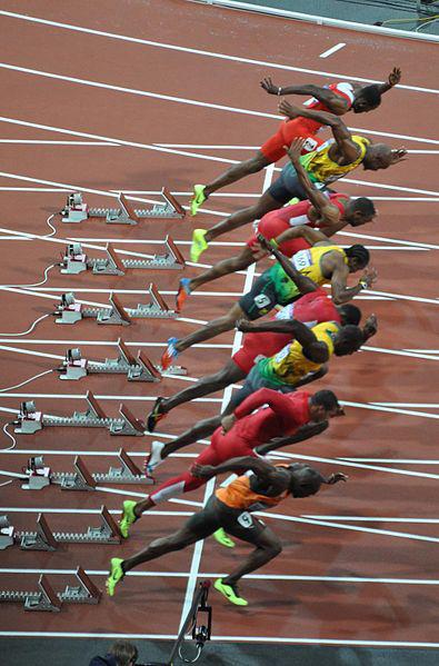 395px-London_2012_Olympic_100m_final_start