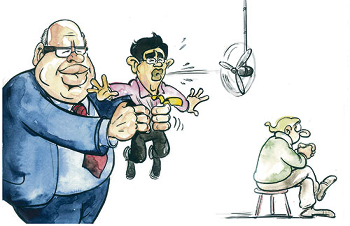 Karikatur der Woche 4/13