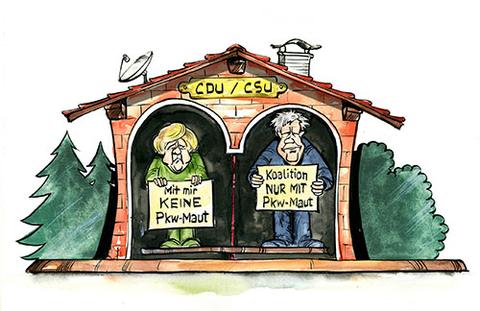 Karikatur der Woche 46/13